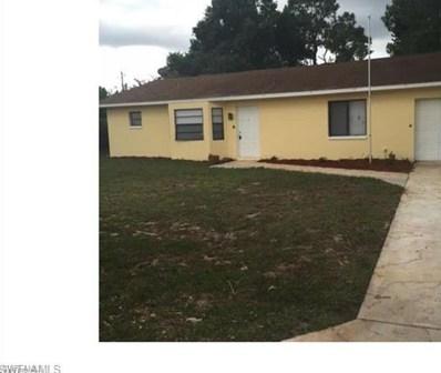 4803 6th W ST, Lehigh Acres, FL 33971 - #: 218071729