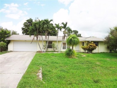 909 27th ST, Cape Coral, FL 33904 - #: 218071747