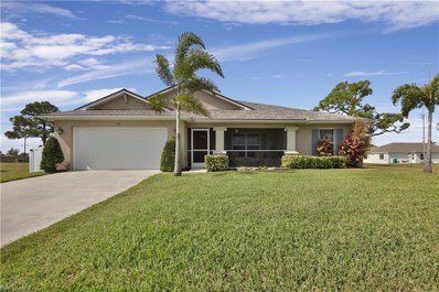 3328 15th PL, Cape Coral, FL 33914 - MLS#: 218071780
