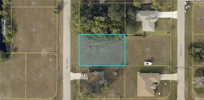 19 18th PL, Cape Coral, FL 33993 - MLS#: 218071853