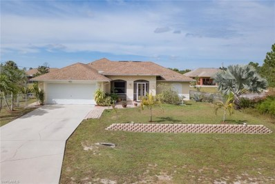 1019 Angelo AVE, Lehigh Acres, FL 33971 - MLS#: 218071858
