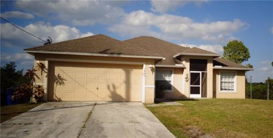 1049 Venture ST, Lehigh Acres, FL 33974 - MLS#: 218071979