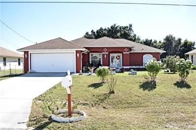 3515 3rd W ST, Lehigh Acres, FL 33971 - MLS#: 218072083