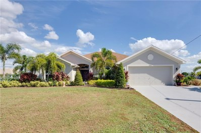 1605 43rd AVE, Cape Coral, FL 33993 - MLS#: 218072155