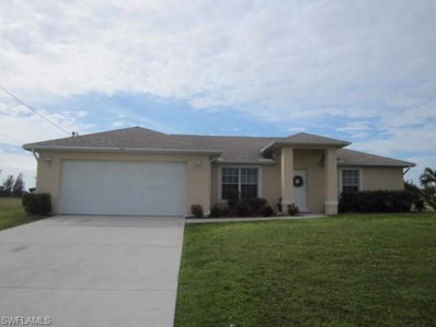 906 2nd PL, Cape Coral, FL 33909 - MLS#: 218072447