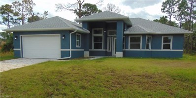 1116 Cove E ST, Lehigh Acres, FL 33974 - #: 218072590