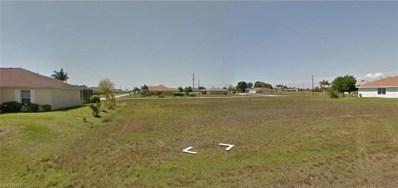 920 Juanita PL, Cape Coral, FL 33993 - MLS#: 218072754