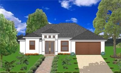 3832 22nd W ST, Lehigh Acres, FL 33971 - MLS#: 218072896