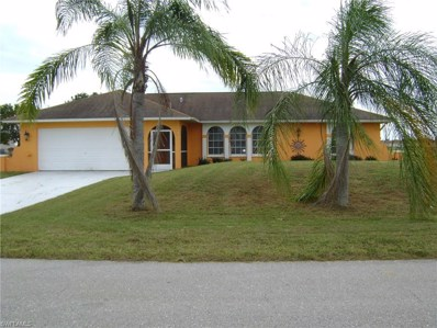 228 15th ST, Cape Coral, FL 33909 - MLS#: 218072912