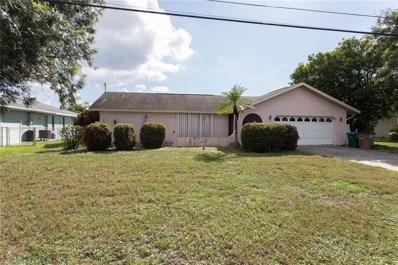 1322 15th TER, Cape Coral, FL 33990 - #: 218073246
