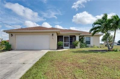 705 19th AVE, Cape Coral, FL 33993 - MLS#: 218073248