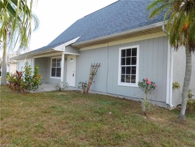 2044 20th TER, Cape Coral, FL 33909 - #: 218073254