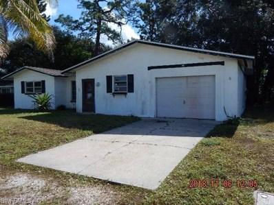 248 Chalmer DR, North Fort Myers, FL 33917 - MLS#: 218073325