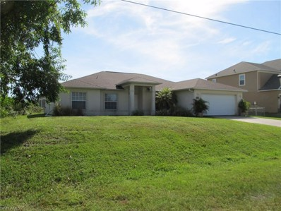 2736 11th ST, Cape Coral, FL 33993 - MLS#: 218073327