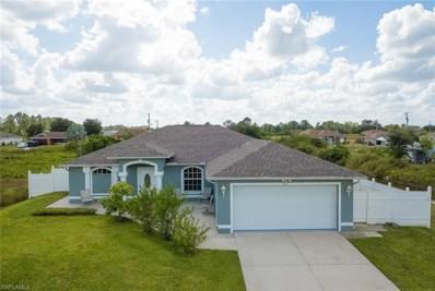 3727 1st Sw ST, Lehigh Acres, FL 33976 - MLS#: 218073593