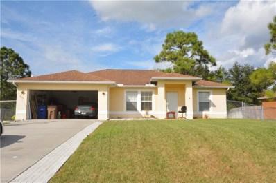 3706 28th Sw ST, Lehigh Acres, FL 33976 - MLS#: 218073811