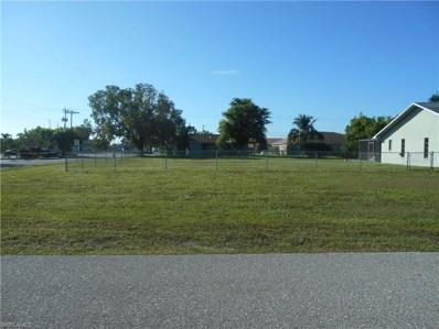 1518 Van Loon LN, Cape Coral, FL 33909 - MLS#: 218073975