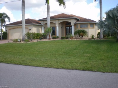 2607 21st AVE, Cape Coral, FL 33914 - MLS#: 218074010