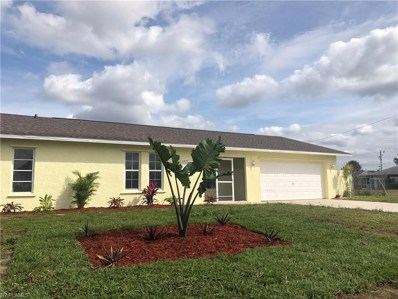 2315 19th PL, Cape Coral, FL 33909 - #: 218074091