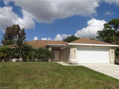 207 14th TER, Cape Coral, FL 33993 - #: 218074153