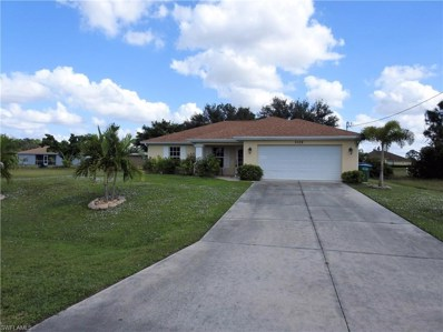 3109 Juanita PL, Cape Coral, FL 33909 - MLS#: 218074161