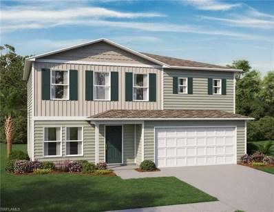 3601 68th W ST, Lehigh Acres, FL 33971 - MLS#: 218074309