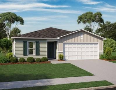 856 Adler E ST, Lehigh Acres, FL 33974 - MLS#: 218074333