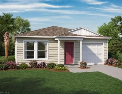 841 Gulf LN, Lehigh Acres, FL 33974 - MLS#: 218074367