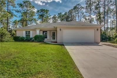 3411 50th W ST, Lehigh Acres, FL 33971 - MLS#: 218074377