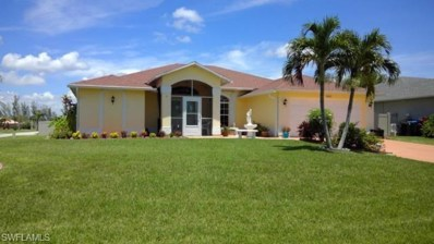 4021 15th AVE, Cape Coral, FL 33914 - MLS#: 218074611