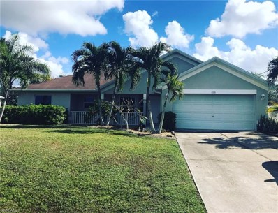 1105 22nd AVE, Cape Coral, FL 33993 - MLS#: 218074622