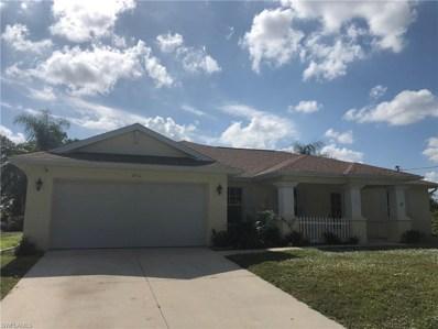3911 38th Sw ST, Lehigh Acres, FL 33976 - MLS#: 218074647