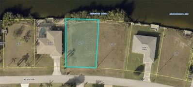 411 8th TER, Cape Coral, FL 33909 - MLS#: 218074674
