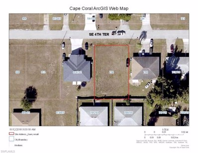 704 4th TER, Cape Coral, FL 33990 - MLS#: 218074842