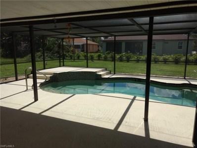 8104 New Jersey BLVD, Fort Myers, FL 33967 - #: 218074887