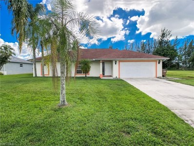 322 20th ST, Cape Coral, FL 33991 - MLS#: 218074926