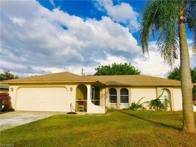 35 10th AVE, Cape Coral, FL 33909 - MLS#: 218074968