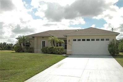 2722 1st ST, Cape Coral, FL 33993 - MLS#: 218075139