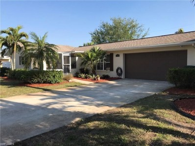 1020 El Mar AVE, Fort Myers, FL 33919 - MLS#: 218075159