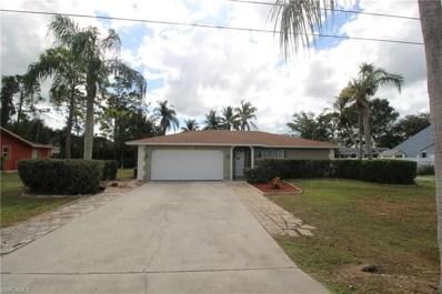 7558 Morgan RD, Fort Myers, FL 33967 - MLS#: 218075213