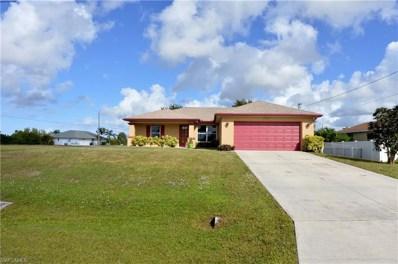 2911 3rd ST, Cape Coral, FL 33993 - #: 218075302