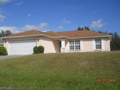 2520 69th W ST, Lehigh Acres, FL 33971 - MLS#: 218075576