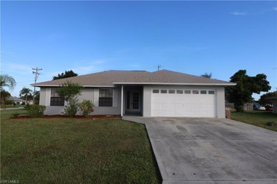 1303 39th TER, Cape Coral, FL 33904 - MLS#: 218075737