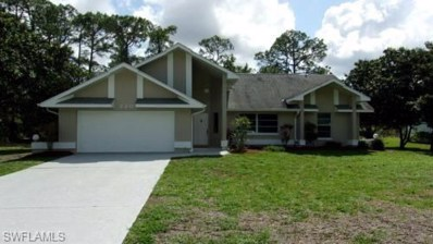 220 Hamilton AVE, Lehigh Acres, FL 33936 - MLS#: 218075775