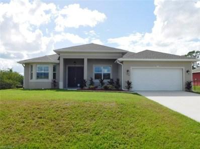 5309 Butte ST, Lehigh Acres, FL 33971 - MLS#: 218075824