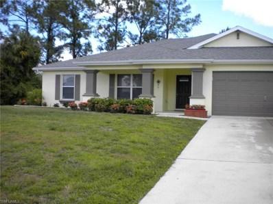 5412 Bristo ST, Lehigh Acres, FL 33971 - MLS#: 218075884