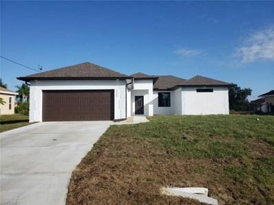 4008 6th W ST, Lehigh Acres, FL 33971 - MLS#: 218076030