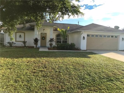 160 27th TER, Cape Coral, FL 33904 - MLS#: 218076053