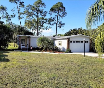 19691 Eagle Trace CT, North Fort Myers, FL 33903 - MLS#: 218076059
