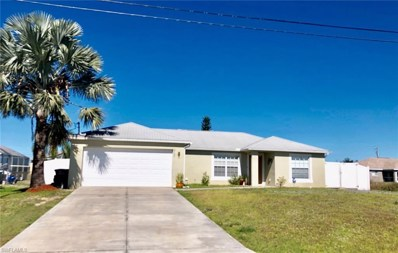 2105 15th ST, Cape Coral, FL 33909 - #: 218076231